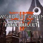 Trailer Sword Art Online: Fatal Bullet