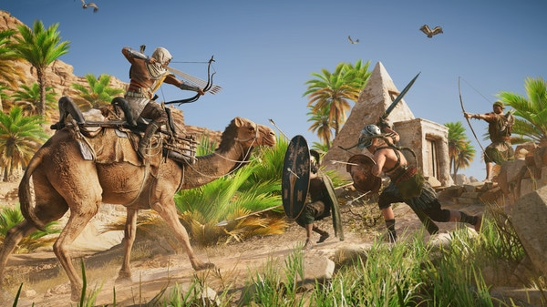 Juego Assasins creed origins