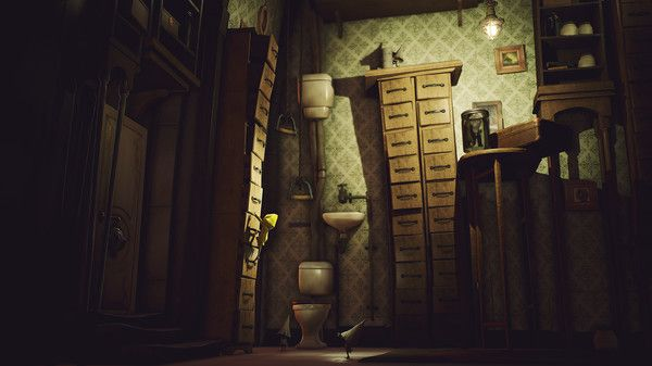 juego little nightmares