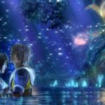 Tidus y Yuna después de Final Fantasy X-2