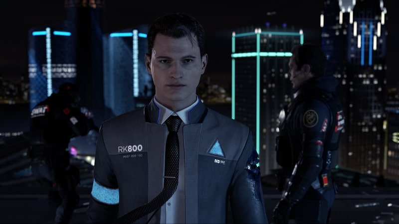 Analisis Detroit Become Human