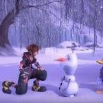 Kingdom Heart 3 presenta el mundo de Frozen