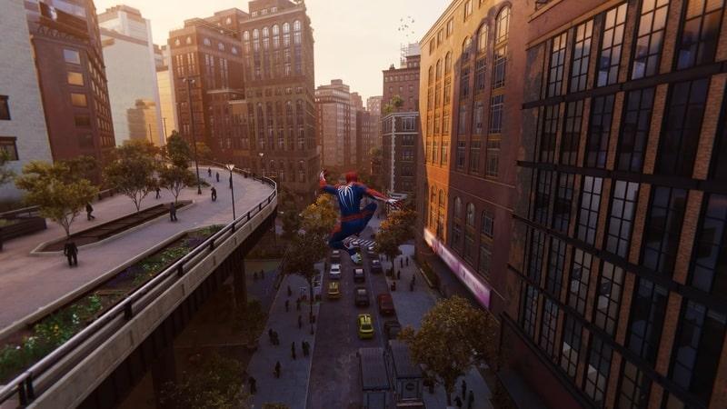 Análisis Marvel Spiderman-Banlanceo