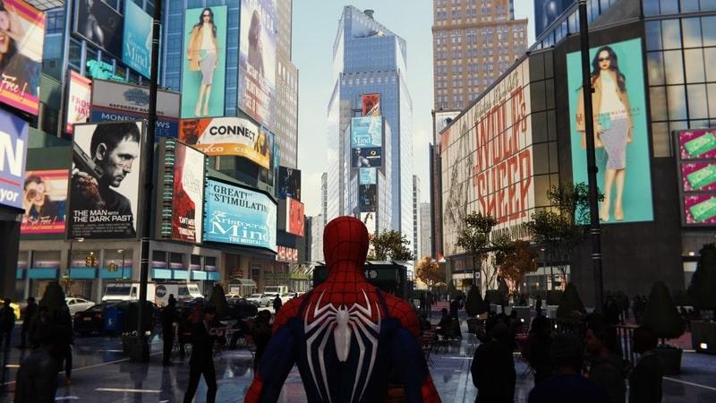 Análisis Marvel Spiderman-Ciudad