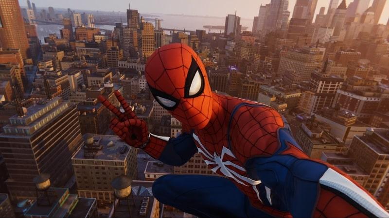 Análisis Marvel Spiderman-Portada