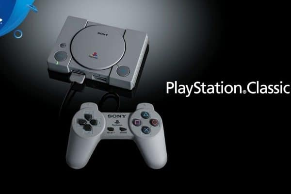 playstation classic con juegos en inglés