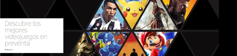 lo más vendido en videojuegos